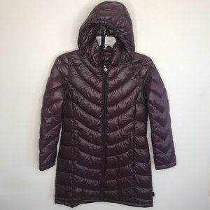 Calvin Klein Packable Premium Down Puffer Coat